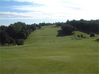 Our Downland Course : CLUB View - Guildford Golf Club
