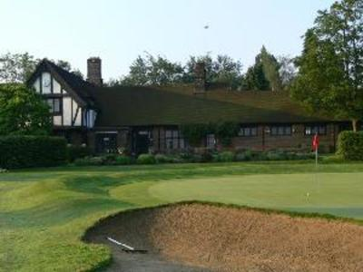 Hampstead Golf Club: Golf club and golf course in London,. www.