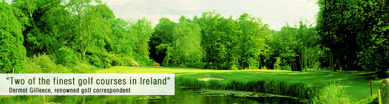 Two of the best Golf Courses in Ireland, Headfort Golf Club, Kells <b>...</b>