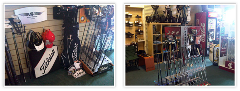 Hinckley Golf Club: Pro Shop