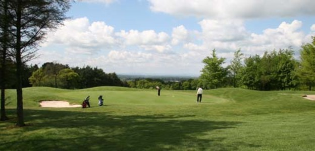 Macclesfield Golf Club > Home > Welcome