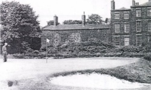 Hindley Hall Golf Club > About Us > History