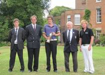 Trio of Kenilworth GC Juniors Lift the Coventry Evening Telegraph <b>...</b>