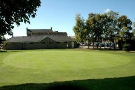 Howley Hall Golf Club: Golf course in Leeds,West Yorkshire. www.