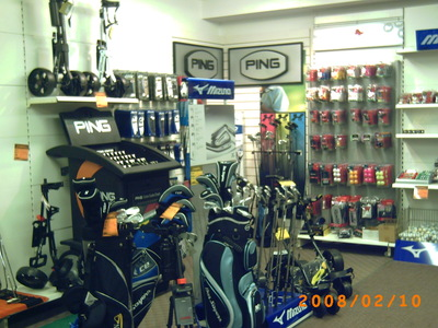Humberstone Heights Golf Club The Professional Shop