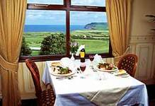 Restaurants, Saltburn, North Yorkshire, England, UK - Hunley Hall