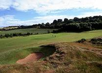 Golf Courses, Saltburn, North Yorkshire, England, UK - Hunley Hall