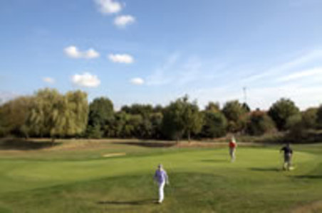 Ilford Golf Club's 18 hole golf course