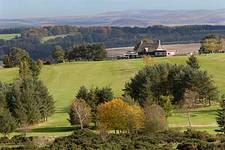 Jedburgh Golf Club, 18 hole golf course in the Scottish Borders