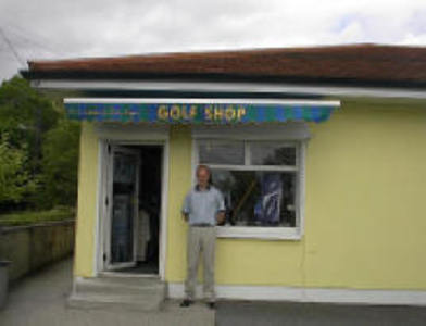 Kilkenny Golf Club - Pro- Shop