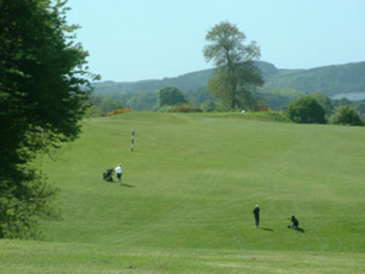 Kirkcudbright Golf - Home