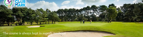Knighton Heath Golf Club: Golf club and golf course in Bournemouth <b>...</b>