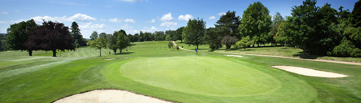 COURSE : Lamberhurst Golf Club in Kent - CLUB View