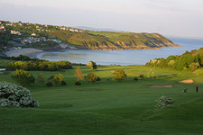 Langland Bay Golf Club, Swansea, Wales - Club Information