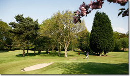 Ascot Pay & Play Nine-Hole Golf Course in Berkshire