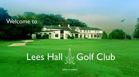 Welcome to Lees Hall Golf Club, Sheffield.
