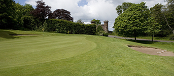 Letham Grange golf course membership in Arbroath in Scotland