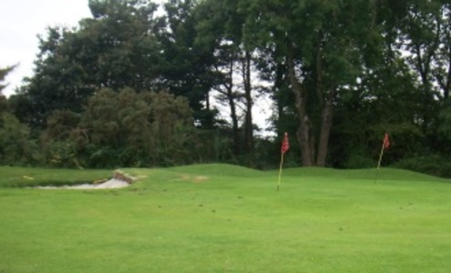 Lyme Regis Golf Club - The Course > Practice Facilities