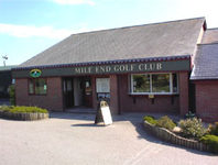 Mile End Golf Club - Oswestry Shropshire