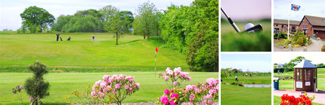 Mossock Hall Golf Club | The Course