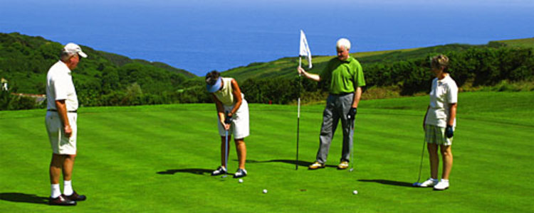 Woolacombe & Mortehoe Golf Club - Welcome