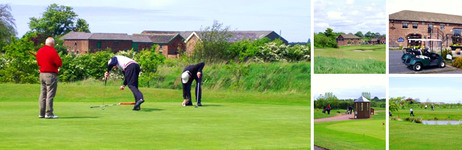 Mossock Hall Golf Club | Green Fees