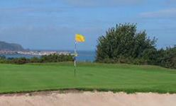 Official site of Old Colwyn Golf Club, course photos, directions <b>...</b>