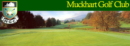 Welcome to Muckhart Golf Club