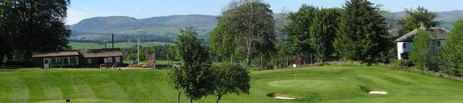 Muthill Golf Club,