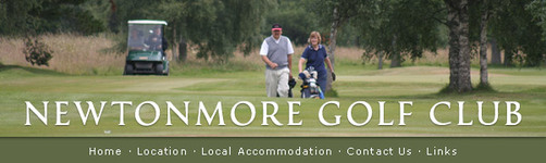 Newtonmore Golf Club : Golf Week