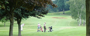 Home Page : Oswestry Golf Club - CLUB View