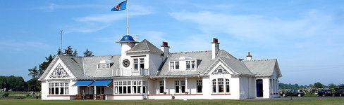 The Clubhouse :: Panmure Golf Club