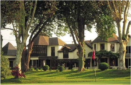 Pau Golf Club 1856