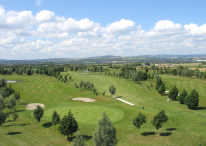 Peterstone Lakes - Course