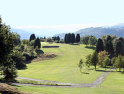 Pontypridd Golf Club - Probably the Finest Golf Course in WALES