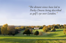 Purley Downs Golf Club - Welcome