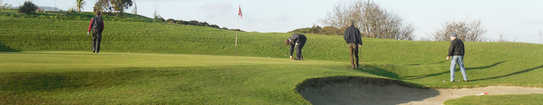 Radnor Golf and Leisure, Cornwall - The Course