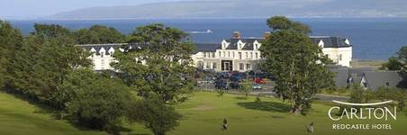 Donegal Hotels | Carlton Redcastle Hotel Donegal | Hotels in Donegal