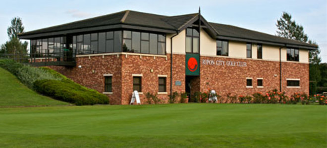The Clubhouse : Ripon City Golf Club
