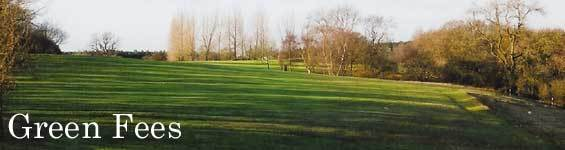 Green Fees - Nottinghamshire and Leicestershire Golf at its best!