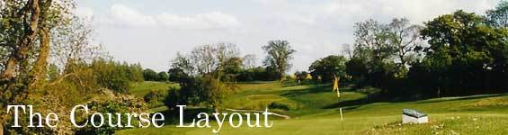 Course Layout - with outstanding views over Nottinghamshire and <b>...</b>