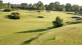 Sand Martins Golf Club - Wokingham, Berkshire, UK