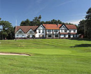 The Clubhouse : Sandiway Golf Club, Northwich, Cheshire