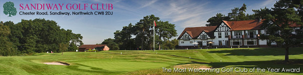 Home Page : Sandiway Golf Club, Northwich, Cheshire