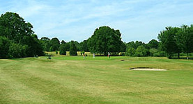 Shirley Park Golf Club Homepage