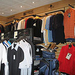 Shirley Park Golf Club proshop