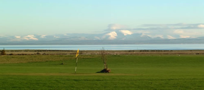 Golfing in Dumfries and Galloway, golf course Scotland