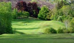 1st Hole - Castle Leod - Strathpeffer Spa Golf Club