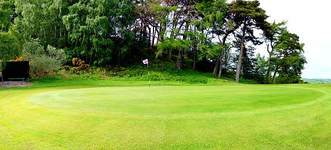 2nd Hole - Dyke - Strathpeffer Spa Golf Club