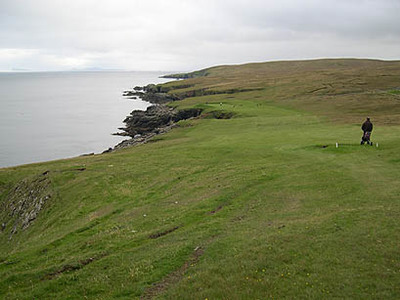 Stromness Golf Club - Intercounty 2007